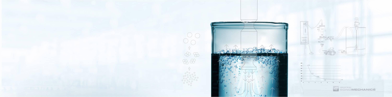 Degassing of liquids